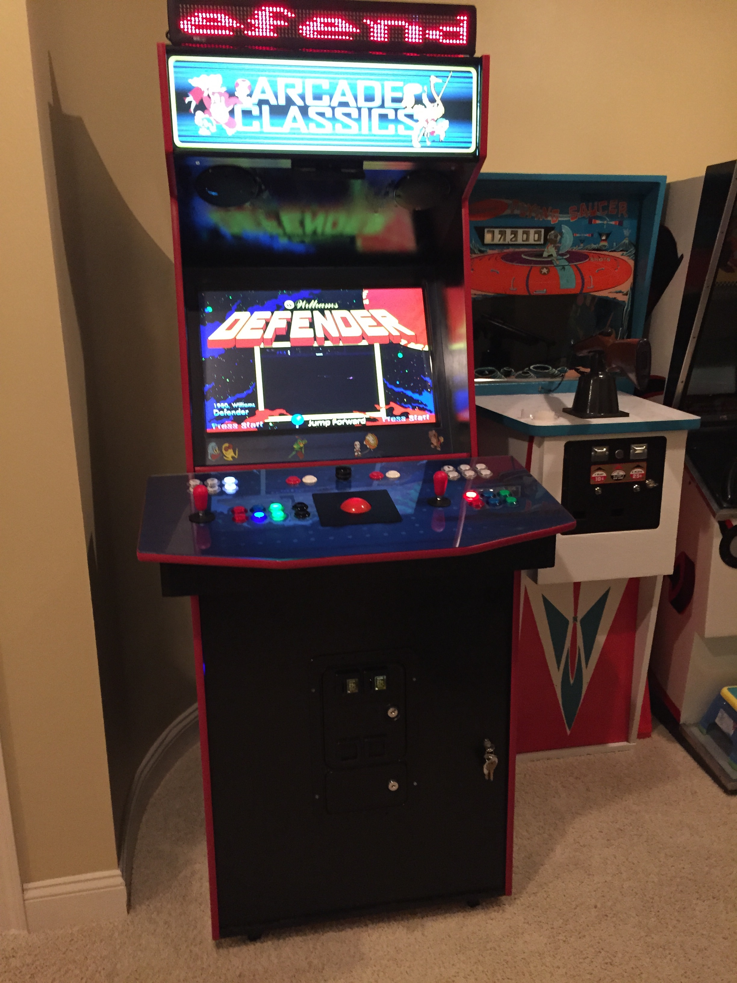 mame arcade cabinet pete s gameroom mame arcade cabinet 23020